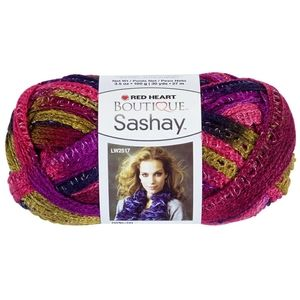 Red Heart Boutique Sashay Yarn, Mambo